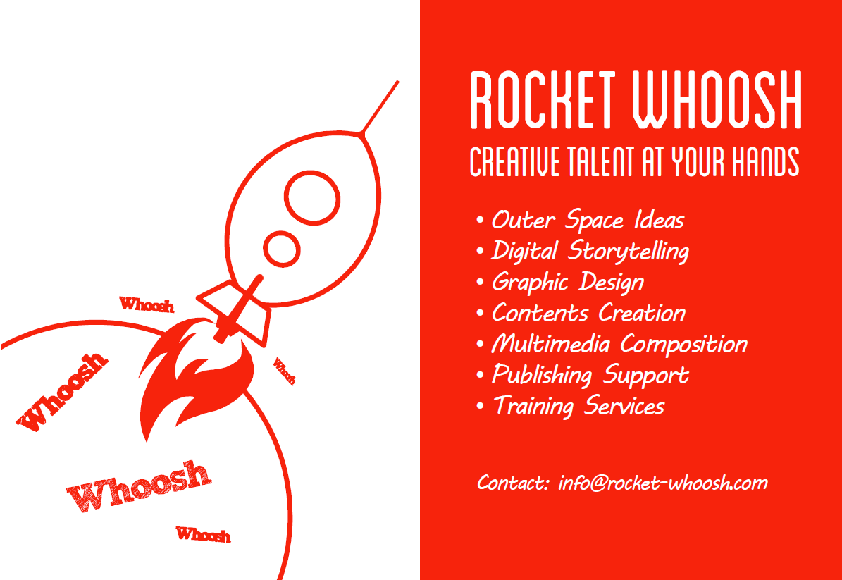 312f1b64ece Welcome to Rocket Whoosh Creativity Services. Our website is under  construction. If you want.